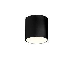 Osca LED Round II   Matt Black   Plafonniers   Astro Lighting
