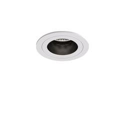 Pinhole Slimline Round Fixed Fire-Rated IP65 | Matt White | Recessed ceiling lights | Astro Lighting