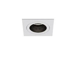 Pinhole Slimline Square Fixed Fire-Rated IP65 | Matt White | Recessed ceiling lights | Astro Lighting