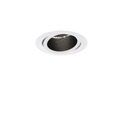 Pinhole Slimline Round Flush Adjustable Fire-Rated | Matt White | Recessed ceiling lights | Astro Lighting