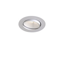 Proform FT Round Adjustable | Textured White | Recessed ceiling lights | Astro Lighting