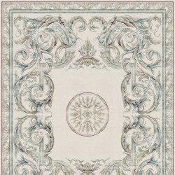 Modern Classic | Aubusson Heraldy Bleu de France | Rugs | Tapis Rouge
