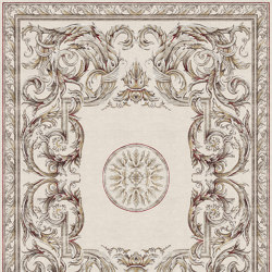 Modern Classic | Aubusson Heraldy Palais Royal | Rugs | Tapis Rouge