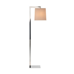 Ravello Floor | Polished Chrome | Free-standing lights | Astro Lighting