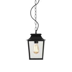 Richmond Pendant | Textured Black | Outdoor pendant lights | Astro Lighting