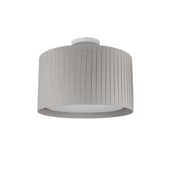 Semi Flush Unit | Textured White | Ceiling lights | Astro Lighting