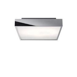 Taketa 400 LED Emergency Basic | Polished Chrome | Ceiling lights | Astro Lighting