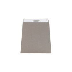 Tapered Square 195 | Putty | Table lights | Astro Lighting