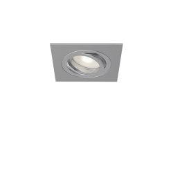 Taro Square Adjustable | Brushed Aluminium | Recessed ceiling lights | Astro Lighting