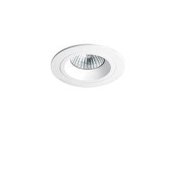Taro Round Fire-Rated | Matt White | Recessed ceiling lights | Astro Lighting