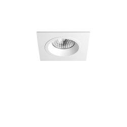 Taro Square Fire-Rated | Matt White | Recessed ceiling lights | Astro Lighting