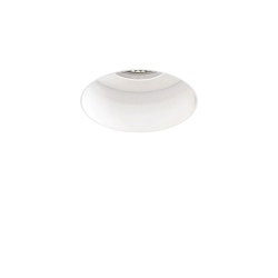 Trimless Round Fixed Fire-Rated IP65 | Matt White | Recessed ceiling lights | Astro Lighting
