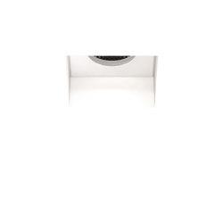 Trimless Square Fixed | Matt White | Recessed ceiling lights | Astro Lighting