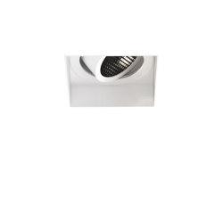 Trimless Square Adjustable | Matt White | Recessed ceiling lights | Astro Lighting