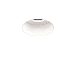 Trimless Round Fixed | Matt White | Recessed ceiling lights | Astro Lighting