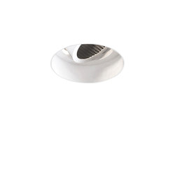 Trimless Round Adjustable | Matt White | Recessed ceiling lights | Astro Lighting