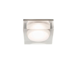Vancouver Square 90 LED   Clear Acrylic   Lampade plafoniere   Astro Lighting