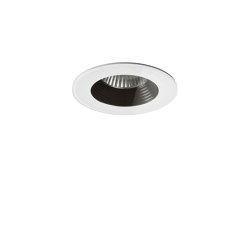 Vetro Round Fire-Rated | White | Recessed ceiling lights | Astro Lighting