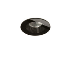 Vetro Round | Black | Recessed ceiling lights | Astro Lighting