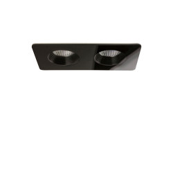 Vetro Twin | Black | Recessed ceiling lights | Astro Lighting