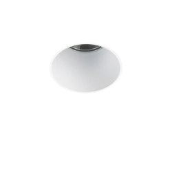 Void Round 55 LED 25deg 80CRI 2700K | Matt White | Recessed ceiling lights | Astro Lighting
