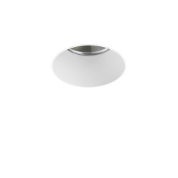 Void Round 80 LED 14deg 80CRI 2700K | Matt White | Recessed ceiling lights | Astro Lighting