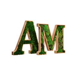 Buchstaben | Piktogramme / Beschriftungen