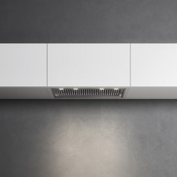 Design | Gruppo Incasso No-Drop 90 cm | Kitchen hoods | Falmec
