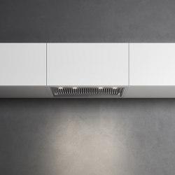 Design | Gruppo Incasso No-Drop 90 cm | Kitchen hoods | Falmec