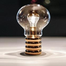 Bulb Brass | Lámparas de sobremesa | Ingo Maurer