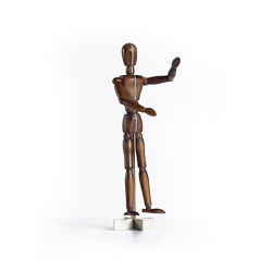 Burattino mannequin | Objects | Paolo Castelli