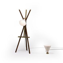 Cono hanging lamp | Free-standing lights | Paolo Castelli