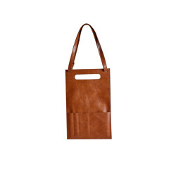 Sacca del Pittore leather bag | Bags | Paolo Castelli