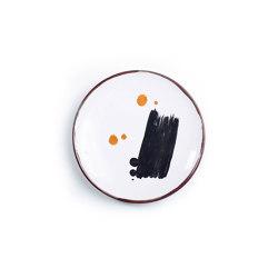 Set of designer plates | Dinnerware | Paolo Castelli
