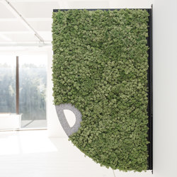 Comma | Sound absorbing objects | Greenmood