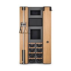 NOHrD Wall Compact Oak | Multi gyms | WaterRower