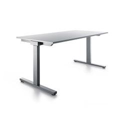 Vario | Desks | Echo Büromöbel Ernst & Cie.