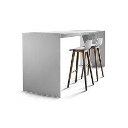 High table | Tavoli alti | Echo Büromöbel Ernst & Cie.