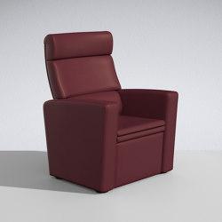 Star reclining armchairs | Sessel | Lamm