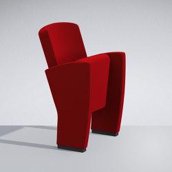Sipario | Auditorium seating | Lamm