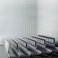 Raised Platforms and fixed tribunes | Auditorium seating | Lamm