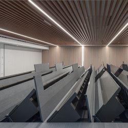 Hiding seating system | Auditorium seating | Lamm