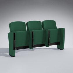 Sipario Large | Auditorium seating | Lamm