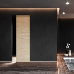 ABSOLUTE EVO Frameless sliding door | Internal doors | Ermetika