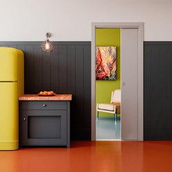 EVOKIT Deslizante con jambas en kit | Puertas de interior | Ermetika