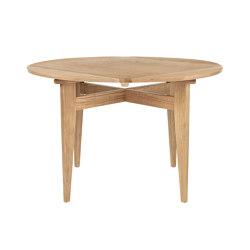 B-Table   Oak Matt Lacquered   Dining tables   GUBI
