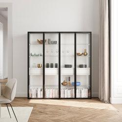 VITA glass cabinet | Vetrinette | Kettnaker