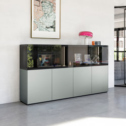 SOMA highboard | Display cabinets | Kettnaker