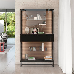 SOMA glass cabinet | Display cabinets | Kettnaker