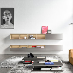 SOMA wall-mounted shelf | Shelving | Kettnaker